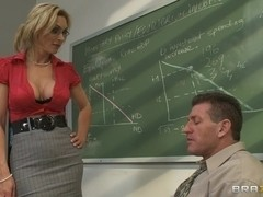 Brazzers Vault: How To Handle Your Students: 101