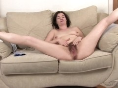 Atknaturalandhairy - Action With Hairy Pussy
