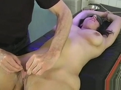Ass Getting Red From Hardcore Thrashing In Bdsm Session