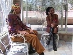 Black Bad Girls - Devin with Pirate Surewood