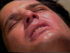 Mavis sucks & bonks Steve Kaufman