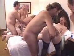 Swingers In The Hotel