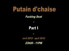 Putain de chaise p1