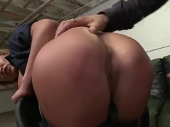 Unearthly dusky asian Mia Lelani ass fucked out-of-doors