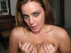 Natasha Nice in Really Nice Titty Fucking And Blowjob Session