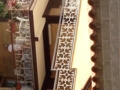 La mia vicina al balcone