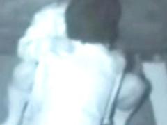 Voyeur sex cam filmed lesbo chicks in action