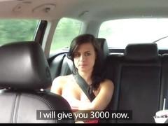 Fake Taxi Billie
