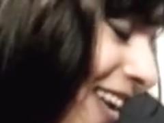 Non-Professional British Indian Anal Facial