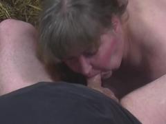 Horny pornstar in Hottest Blonde, German sex scene
