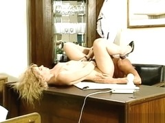 Amazing porn video Blonde wild , watch it