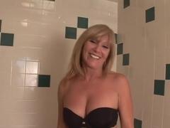 Incredible pornstar Jessica Sexxxton in best mature, blonde porn clip