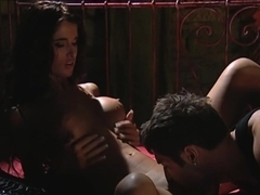 Horny pornstar Nessa Devil in incredible latina, facial porn clip