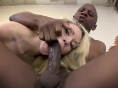 Fabulous pornstar Giselle Leon in crazy big cocks, cunnilingus sex clip