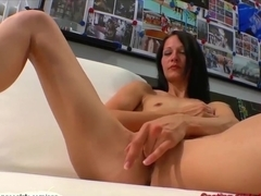 Incredible pornstar in Best Gangbang, Cumshots sex scene