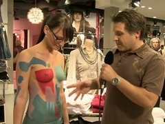 Body Art Nude Fashion Festival