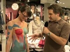 Body Art Nude Fashion Festival