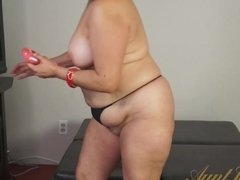 Hottest pornstar in Amazing Mature, BBW sex video