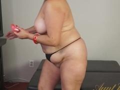 Hottest pornstar in Amazing Mature, BBW sex video