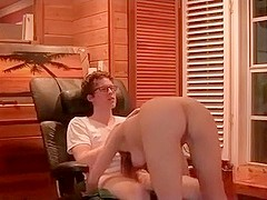 Humping while playing games