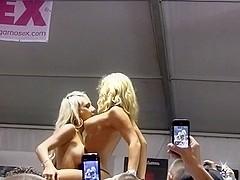 Alessia Donati & Nataly Phat bergamosex 2010