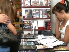Fun At The Video Store
