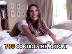 A Day with August Ames