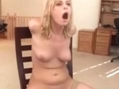 Made her cum