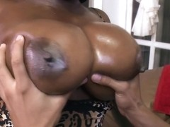 Hot Amazon woman fucks my friend