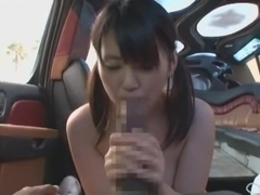 Horny Japanese whore Kami Kimura in Best Interracial, Blowjob JAV video