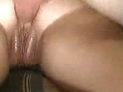 A boy doing anal massage before hard penetration of his hole