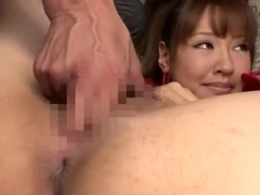 Crazy Japanese model in Best JAV clip