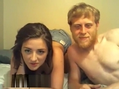 Sexy Couple Is Making Love
