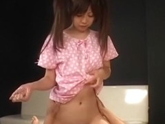 Best Japanese girl Tsubasa Usagi in Amazing Girlfriend JAV video