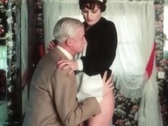 Exotic sex scene Old/Young hottest unique