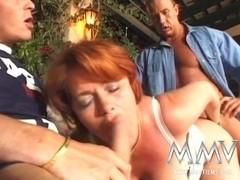 MMVFilms Video: Lovely Facial For Curvy Kira