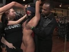 Wild and hot public sex