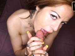 Kora Peters in Fucking On The Bedroom Floor