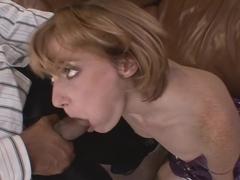 Crazy pornstar Allison Wyte in best redhead, creampie sex video