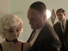 Elena Satine, & Dominik Garcia-Lorido in 'Magic City'