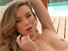 Fabulous pornstar Alexis Capri in Incredible Redhead, Masturbation sex movie