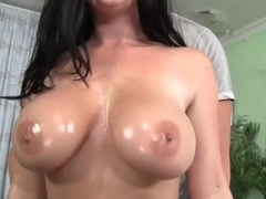 Crazy pornstar Sophie Dee in exotic brunette, big ass xxx movie