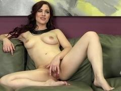 Exotic pornstars Jessica Ryan, Alex Jones in Best Redhead, Natural Tits sex video