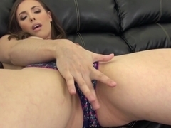 Horny pornstar Casey Calvert in Best Small Tits, Dildos/Toys porn video