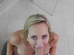 Fabulous pornstar Brett Rossi in Amazing Medium Tits, Blonde adult movie