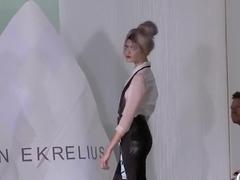 Naked Fashion Show Charlie le Mindu 3 Full