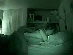 Our first amateur teenage sex video
