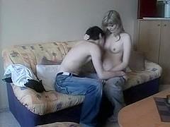 youthful couples having pleasure - csm