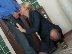mature women and young