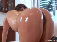 Big Wet Butts: Abella's Ass Is In Danger. Abella Danger, Keiran Lee